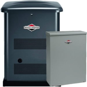 Briggs & Stratton 40532 12kW Standby Generator with 100 Amp, 16 Circuit Transfer Switch