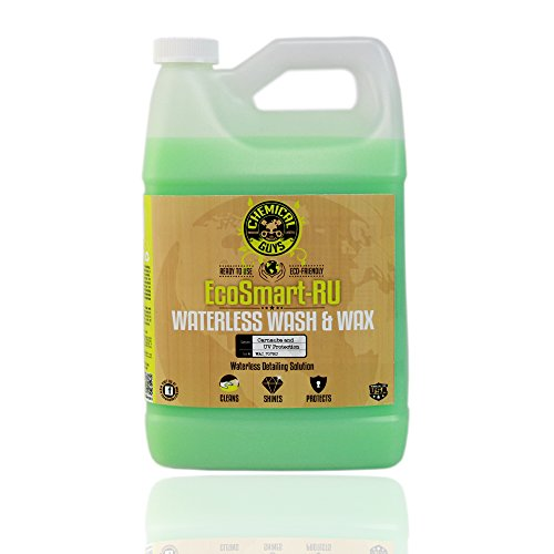 Chemical Guys WAC_707RU_C04 EcoSmart-RU (Ready to Use) Waterless Car Wash & Wax (1 Gal) (Case of 4)