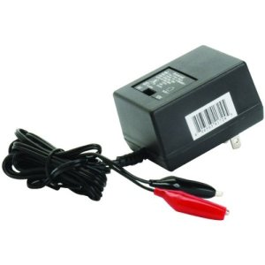 6 & 12 VOLT GAME DEER FEEDER BATTERY CHARGER 6V / 12V