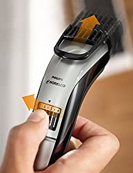 Philips Norelco Beard trimmer Series 3500, 20 built-in length settings, QT4018/49  Image 3