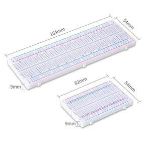 REXQualis-Electronics-Component-Basic-Kit-and-4PCS-Breadboar-kit