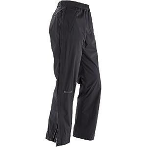 Marmot Men's Precip Full Zip Pant Short Black S
