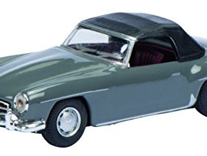 Schuco Models HO Mercedes 190 SL Soft Top/Gray 41nix 2B1 2BYcL