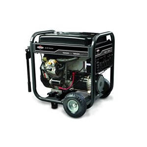 "Briggs & Stratton 30207, 10000 Running Watts/12500 Starting Watts, Gas Powered Portable Generator ""Discontinued by Manufacturer"""