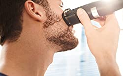 Philips Norelco Beard & Head trimmer Series 5100, with Body Comb and Storage Pouch, BT5215/41  Image 1