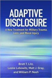 moral injury adaptive disclosure