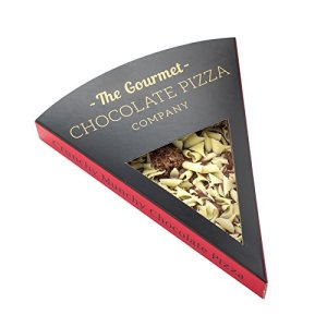 Gourmet Chocolate Pizza Slices Indiviually Wrapped (Crunchy Munchy) 41nq3KBMDoL