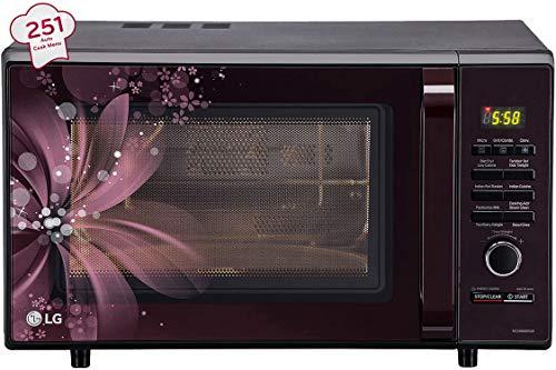 LG-28-L-Convection-Microwave-Oven-MC2886BRUM-Black