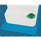 Blue Wave Easy Pool Step for Above-Ground Pools Design: 2ft x 3ft Step Pad (NA401)