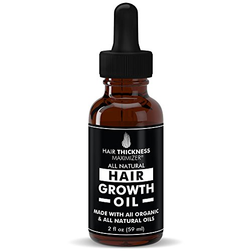 Organic Hair Growth Oils for Hair
