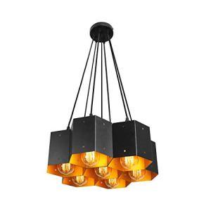modern boho light fixture