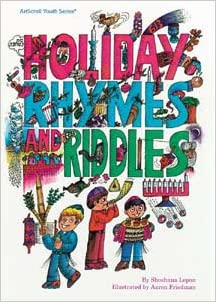 Image result for Holiday Rhymes and Riddles artscroll