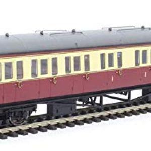 Hornby R4687A BR Collett Coach Corridor Composite LH 'W6146W, Multi 41oGhBi srL