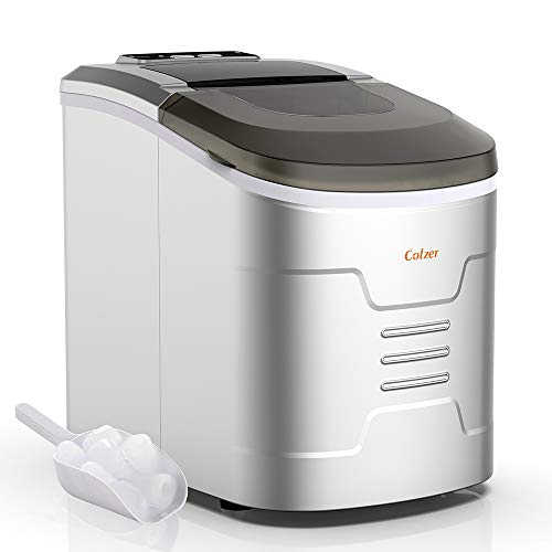 Colzer Portable Electronic Ice Maker