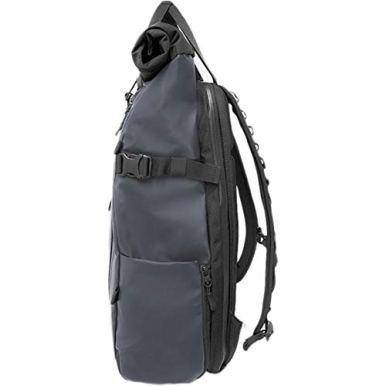 PRVKE-Travel-and-DSLR-Camera-Backpack-with-LaptopTablet-Sleeve-Rugged-Photography-Bag-21-L-Aegean-Blue