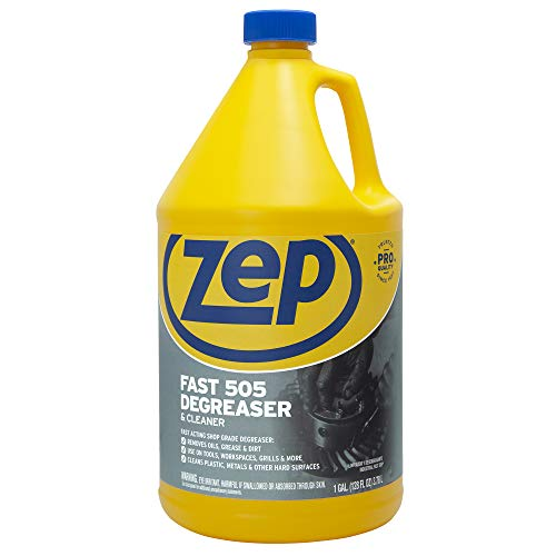 Zep ZU505128 Fast 505 Cleaner and Degreaser 128 Ounces