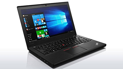 (Renewed) Lenovo ThinkPad X260 High Performance 12.5 inch IPS Panel 1.5kg Laptop (Core i5 6300U/8 GB DDR4 RAM/500 GB/Windows 10 Pro/Office 2019/Webcam/USB 3.0/SIM/BT/Integrated Graphics)