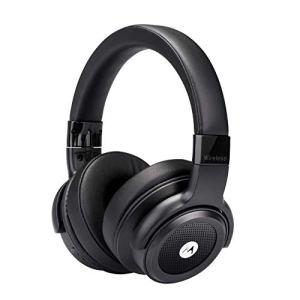 Motorola Escape 800 ANC Wireless Active Noise Cancellation Headphones with Alexa (Black)