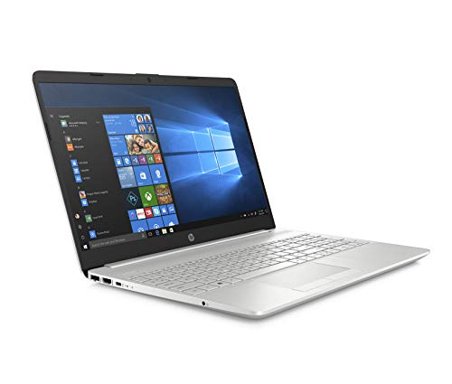 41oWskAsteL HP 15 11th Gen Intel Core i5 Processor 15.6-inch(39.6 cm) FHD Laptop computer with Alexa Constructed-in(8GB/512GB SSD/Home windows 10/2GB MX350 Graphics/Pure Silver/1.75Kg), 15s-dr3500TX