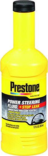 Prestone AS263 Power Steering Fluid with Stop Leak - 32 oz.