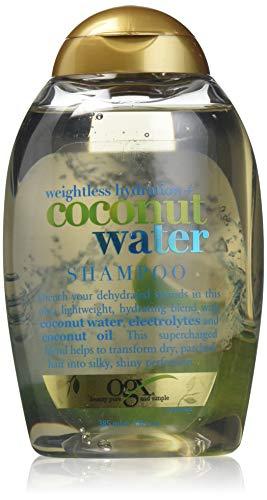 OGX Weightless Hydration + Coconut Water Shampoo,...