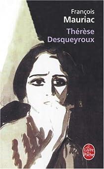 Thérèse Desqueyroux Couverture du livre