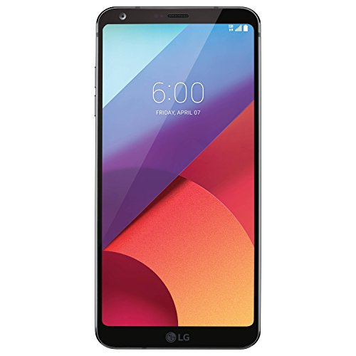 "LG G6 H872 5.7"" 32GB Unlocked GSM Android Phone w/ Dual 13MP Cameras - Astro Black"