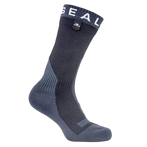 SealSkinz Waterproof Trekking Thick Mid Socks