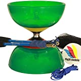 Flight Pro System 5: Triple Bearing Full Sized 5 Chinese Yoyo Diabolo Skill Toy