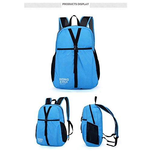 41om2Q%2BiN5L - KEKEMI Casual Multifunctional Travel Backpack for Boys & Girls (Blue)