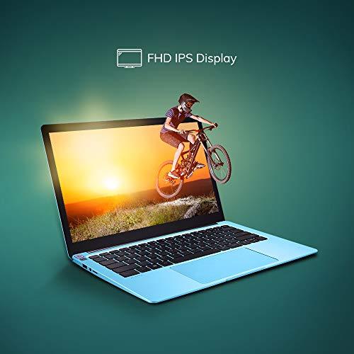 41omZT3lTML AVITA LIBER NS14A2IN215P 14-inch Laptop (8th Gen Core i5-8250U/8GB/512GB SSD/Window 10 Home/Integrated Graphics), Angel Blue
