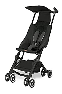 """With its exceptional design innovation, the Pockit is the 2014 Guinness world records? Most compact stroller. When folded, it is the smallest and most compact stroller currently available on the market, 11.8"""" X 7"""" x 13.8"""" To be precise. For parents w..."""