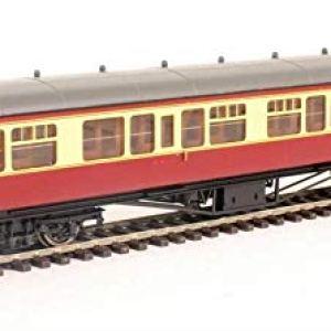 Hornby R4405B BR Hawksworth Corridor 3rd Class Coach 'W2267W, Multi 41opH8 RzaL