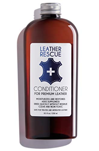 Leather Rescue Leather Conditioner and Restorer 8.5 oz