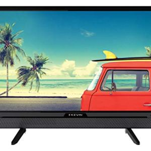 Kevin 60 cm (24 Inches) HD Ready LED TV KN24832 (Black) | With Inbuilt Soundbar