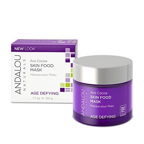 Andalou Naturals Avo Cocoa Skin Food Mask, 1.7 Ounce