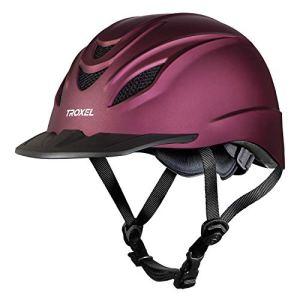 Troxel Equestrian-Helmets Troxel Intrepid Horseback Riding Helmet
