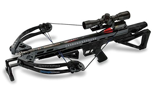 Carbon Express Intercept Supercoil Crossbow Kit...