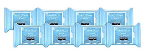 Neutrogena Make Up Removing Wipes, 200 Cleansing Towelettes 1