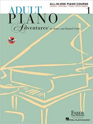 Adult Piano Adventures All-in-One Piano Course Book 1: Book with ...