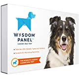 Wisdom Panel 3.0 Breed Identification DNA Test Kit Canine Genetic Ancestry Test Kit for Dogs