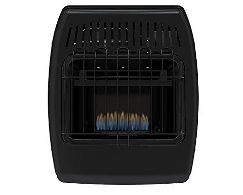 Dyna-Glo IBF10PMDG 10,000 BTU Liquid Propane Blue Flame Vent Free Ice House Heater