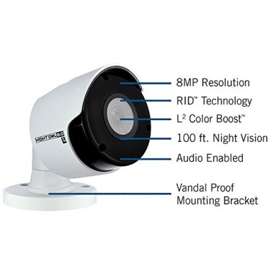 Night-Owl-Security-8-Ch-4K-UHD-IP-Wired-Smart-Security-Camera-NVR-with-2-Tb-Local-Storage-White-IH802-84BA-B