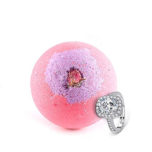 D.LIN Bath Bombs With Ring Inside,