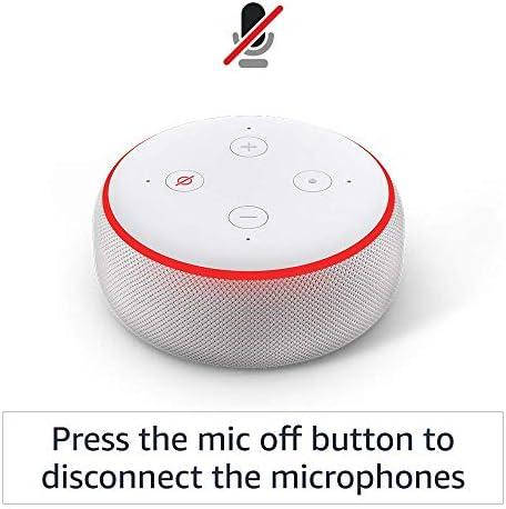 Licensed Refurbished Echo Dot Third Gen Sensible Speaker With Alexa Charcoal Mg News