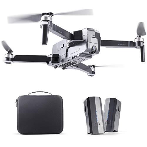 60Mins-GPS-Drones-with-Camera-for-Adults-Long-Flight-Time-4K-Photo1080P-Video-Ruko-F11-FPV-Drone-Quadcopter-Drone-for-Beginners-2500mAh-Battery-Brushless-Motor-Black-1-Extra-BatteryCarry-Case