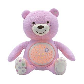 Chicco Projetor Bebê Urso, Rosa
