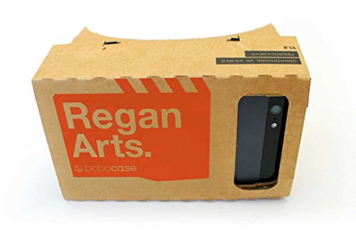 Virtual Reality Beginner's Guide + Google Cardboard Inspired VR Viewer