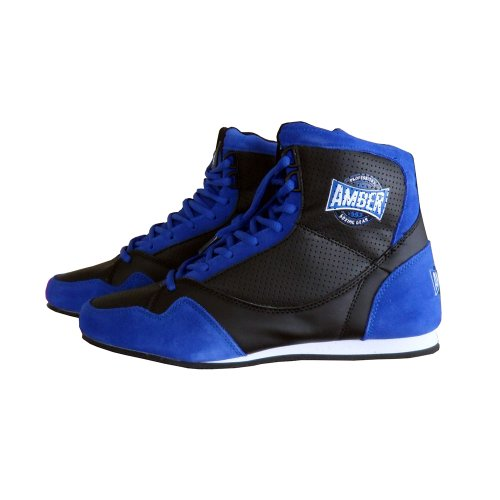 Amber Fight Gear Trainmaxxe V1.0 Half Height Boxing Shoes Size 7