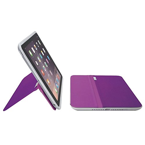 Logitech AnyAngle Protective Case & Stand for iPad Mini 1/2/3 - Violet